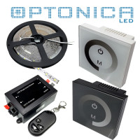LED Ленти, LED сензори, LED сензорни димери и LED контролери