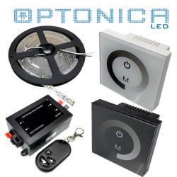 LED Ленти, LED сензорни димери и LED контролери