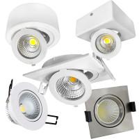LED Луни COB