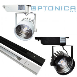LED Релсово Осветление