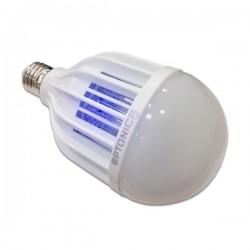 8W+2W LED Крушка Против Комари 800LM 4500K E27