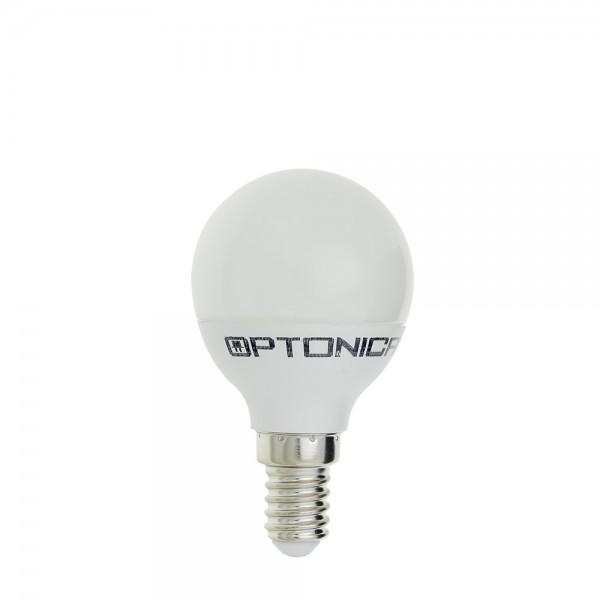 4W LED КРУШКА E14 175-265V 240°