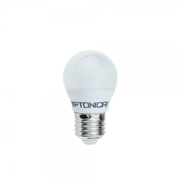 4W LED КРУШКА E27 G45 320LM RA>80 AC175-265V