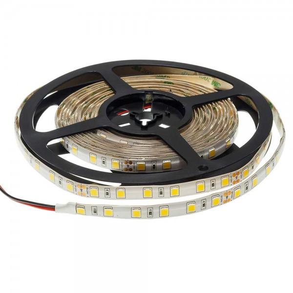 24V LED ЛЕНТА 1ролка-5m, 5054 60L / M 10MM 16W / M 1100LM / M IP65