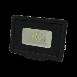 10W LED SMD ПРОЖЕКТОР 800LM AC220-265V 120° IP65 ЧЕРЕН