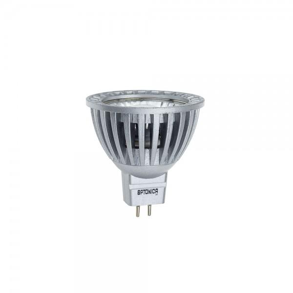 6W LED СПОТ MR16 12V 50° СОВ