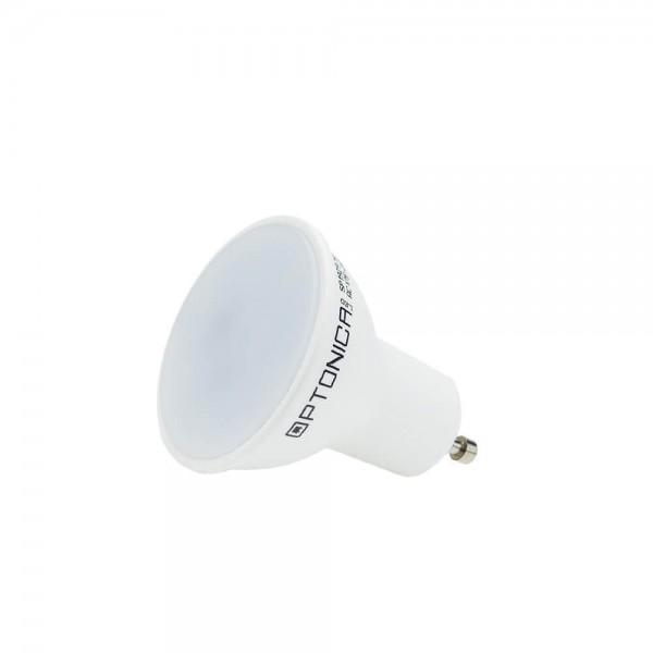 7W LED СПОТ GU10 500LM 110° RA>80 AC175-265V