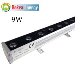 LED Фасаден осветител 220V с драйвер 1м – IP65 EPISTAR