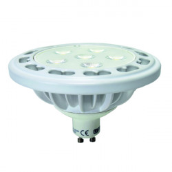 LED крушка AR111/GU10 12W 170-265V 36° керамична
