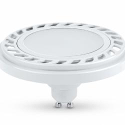 LED Крушка AR111 GU10 9W AC175-265V 800LM 120°