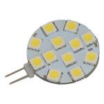 LED Крушка G4 - 2бр. 2.4W/12V 120° 2бр. Блистер за 12 лв.