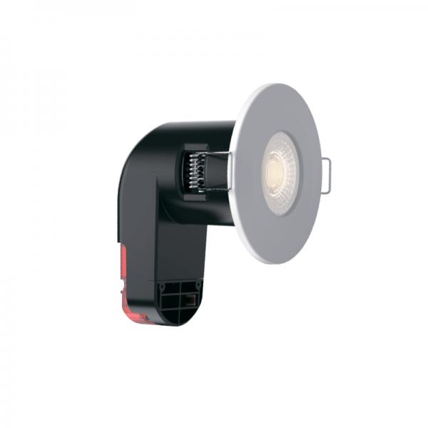 LED Пожарозащитно тяло 6W 40° 570LM 3000K 200-240Vac, CRI>80, PF>0.9 IP65